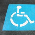 Behindertenparkplätze per App