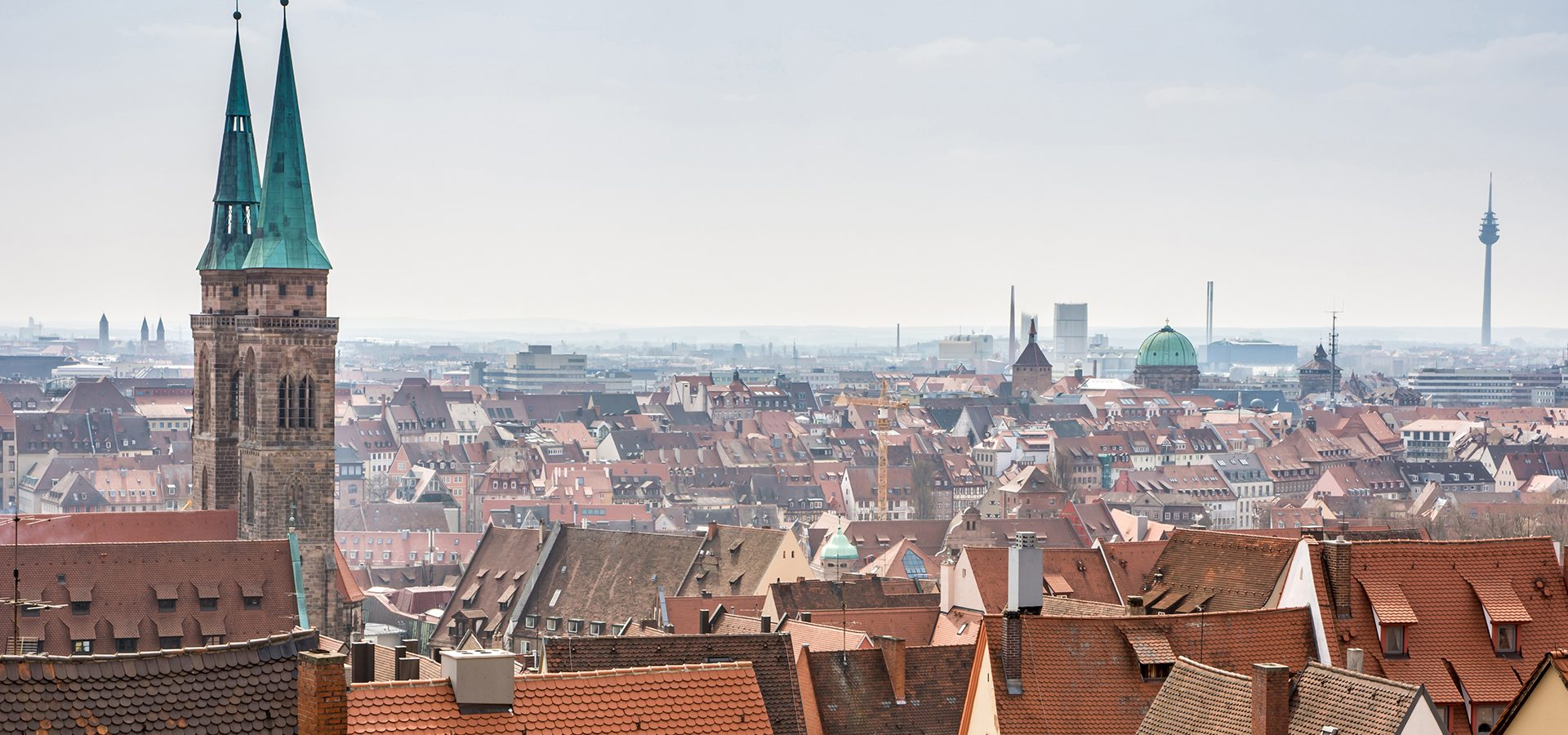 CSU Stadtratsfraktion Nürnberg - Blick über Nürnberg