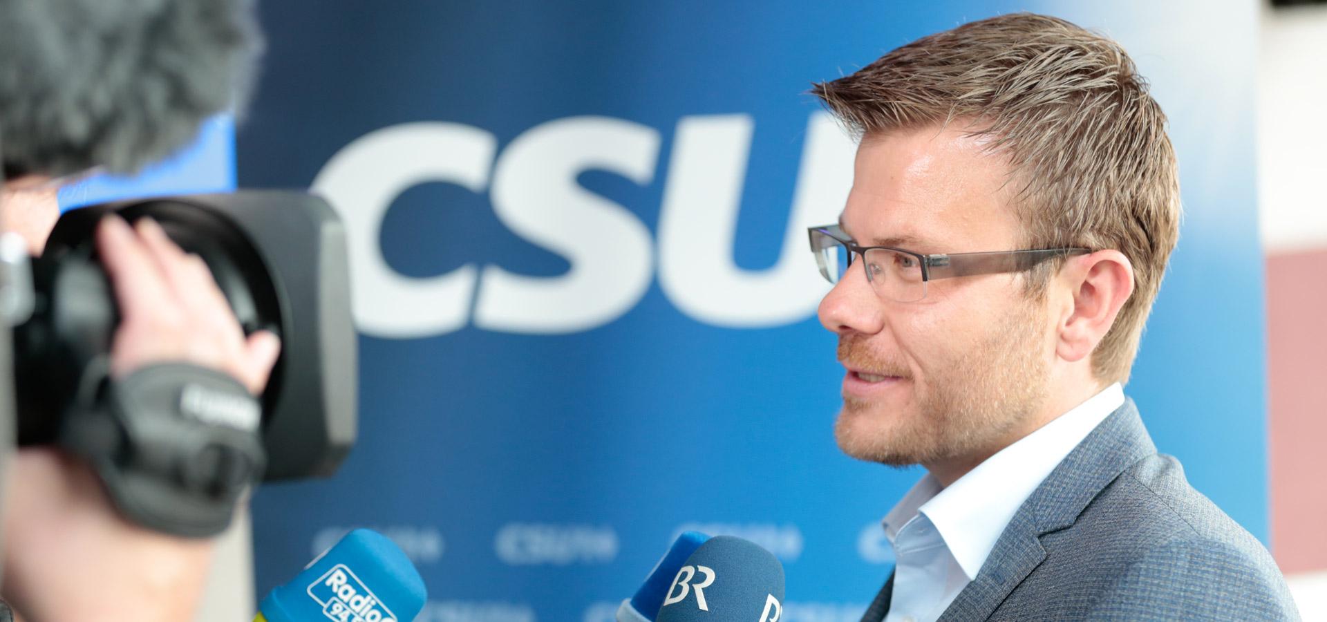 CSU Stadtratsfraktion Nürnberg - Marcus König