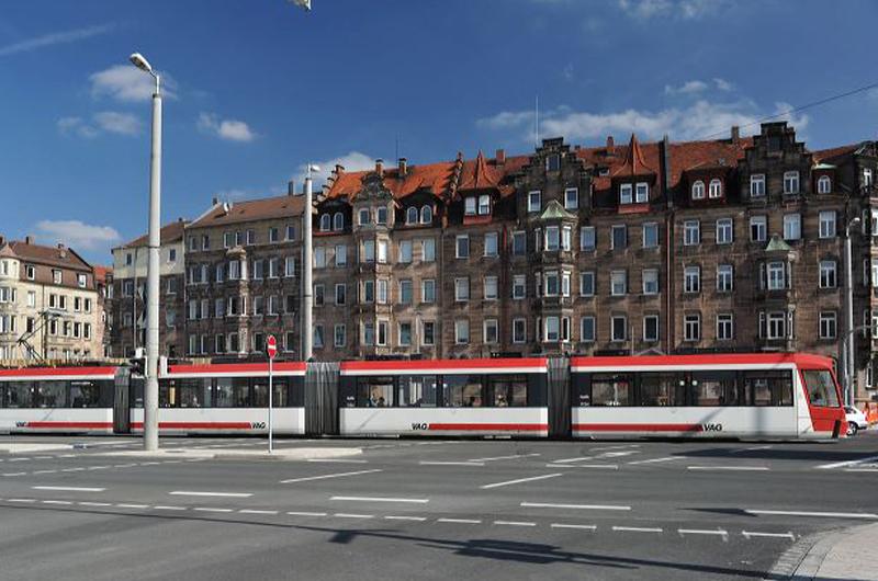 Tram durch die Pirckheimerstraße reaktivieren