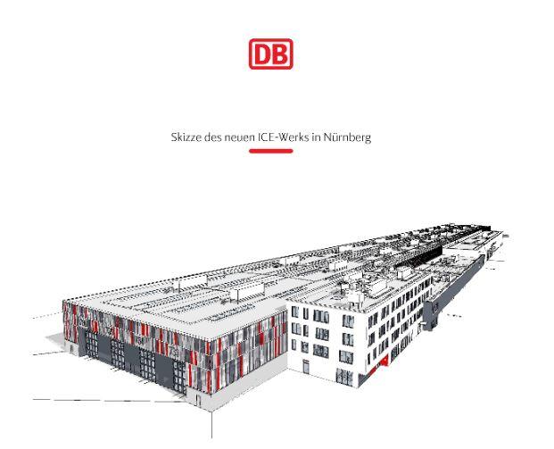 Standort Altenfurt/Fischbach für ICE-Werk ausschließen