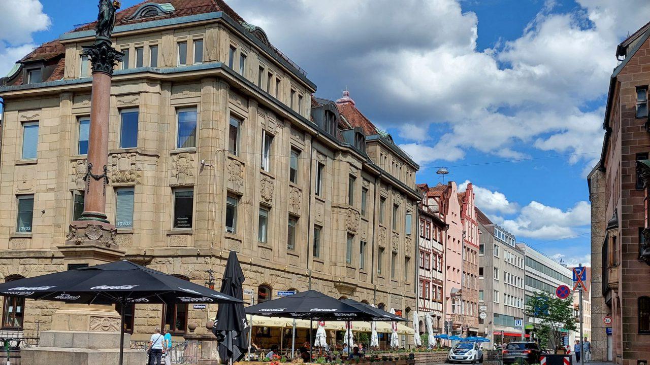 """Summer-Street"" Adlerstraße"
