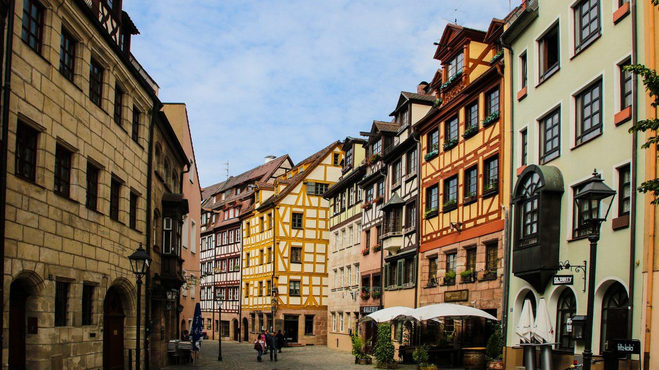 Historische Altstadt – Weißgebergasse