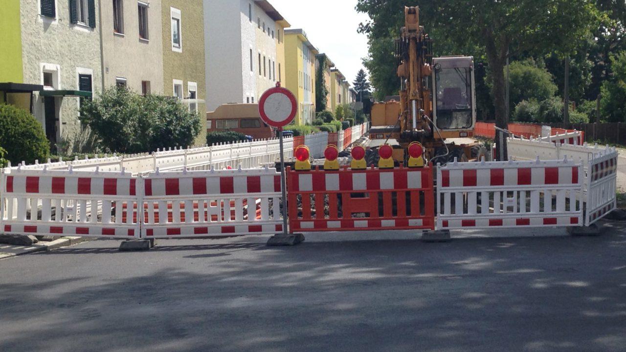 Straßenbauarbeiten sollen schneller, besser und störungsfreier werden